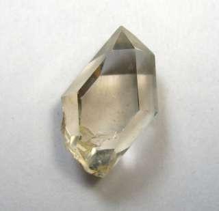 Water Clean Herkimer Diamond Quartz Crystal 15018