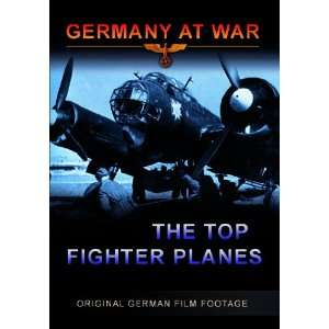 GERMANY AT WAR   THE TOP FIGHTERS (4260110580687) Books