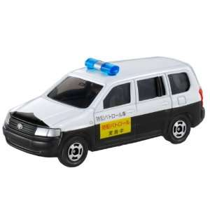 Takara Tomy Tomica #023 Toyota Probox Voluntary Security