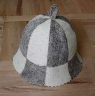 FELT HAT SAUNA BANYA قبعة للساونا WOOL FREE Shipping