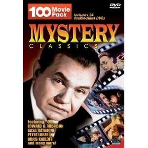 Mystery Mystery Suspense Dvd Movie TRT 7448 Minutes: Home & Kitchen