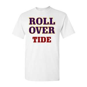 Roll Over Tide LSU Fan Adult and Youth T Shirt by BBG