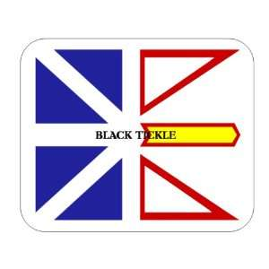 Province   Newfoundland, Black Tickle Mouse Pad