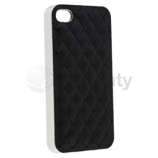 apple iphone 4 4s black diamond with silver side quantity 1 this slim