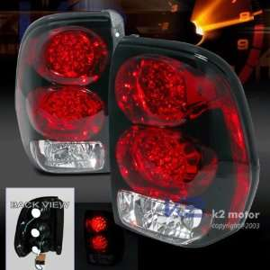2005 2006 2007 2008 Chevy Trail Blazer Led Tail Lights Lamps 04 05 06