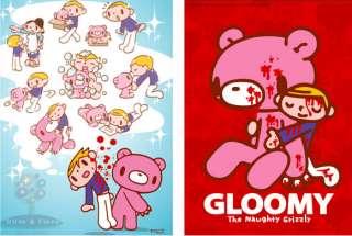 Gloomy Bear 30 Claw Paw Glove Soft Plush Pillow 3Color