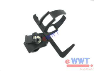 New Bike Bicycle Cycling with LOCK Water Bottle Cage Mount Holder