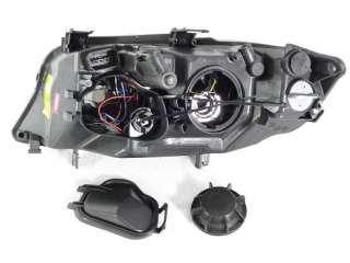 DEPO BMW E90 LED ANGEL HALO HEADLIGHT CLEAR CORNER CCFL