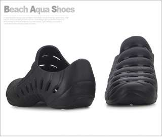 Summer Beach Black Mens Casual Shoes Sandals All Size