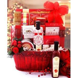 The Best Of The Season Holiday Christmas Gift Basket