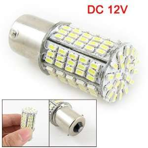 Car BA15S 1156 White 125 SMD LED Turn Signal Light Bulb Automotive