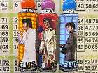 elvis 3 oz bingo daubers in red purple blu e one day shipping