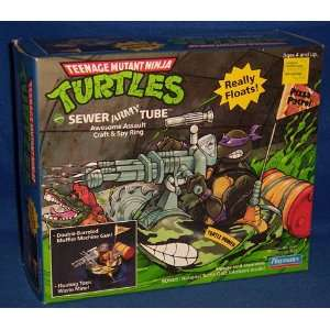 Teenage Mutant Ninja Turtles Sewer Army Tube Assault Craft