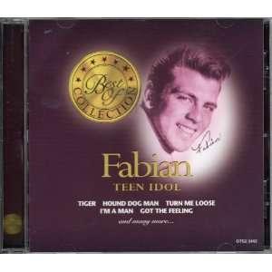 Collectors Edition Teen Idol Fabian Music