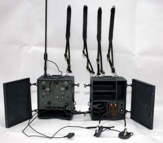 Dragon WWII German Signals Team Radio Set 1/6