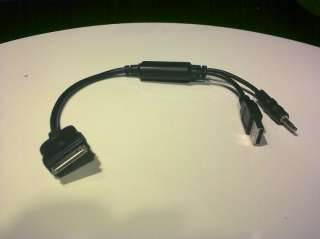 New BMW USB AUX IN to iPOD iPhone adapter cable support I Drive