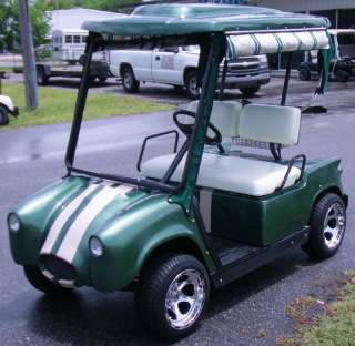 GOLF CART BODY KIT CUSTOM YAMAHA