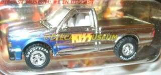 1991 91 GMC SYCLONE PICKUP TRUCK KISS JL DIECAST RARE