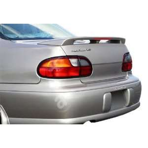 97 03 Chevrolet Malibu   Factory Style Spoiler   Painted