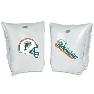 Miami Dolphins Childs Swimming Float Waterwings 5.5x8   NFL Football