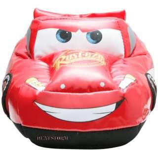 Disney Pixar Cars Lightning Mcqueen plush CAR Slippers Youth Sizes