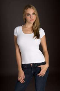 Hering Brazilian Cap Sleeve T shirt