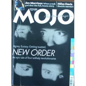 Mojo Magazine Issue 94 (September, 2001) (New Order cover