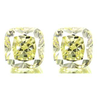 60ct ULTRA RARE FLAWLESS NATURAL EARTH MINED YELLOW DIAMOND MATCHING