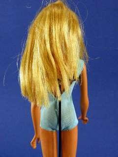 Vintage 1971 Original Sunset Malibu Barbie with Bathing Suit