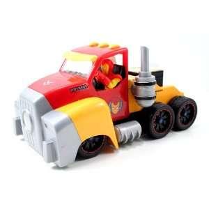 Jada Marvel Super Hero Squad 9 inches Iron Man Toys