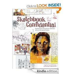 Sketchbook Confidential Secrets from the private sketches of over 40