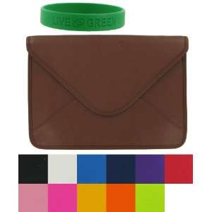 Envelope Leather Sleeve Case for Dell Inspiron Mini 10