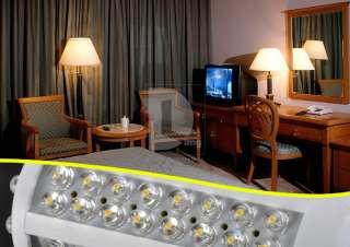 110V E27 108 LED 5W Bright White/Warm White Light Bulb Lamp