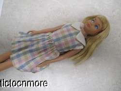 VINTAGE BARBIE SISTER HONEY BLONDE SKIPPER STRAIGHT LEG DOLL