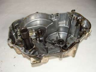 2002 Honda Rancher FE TRX350 Engine Side Clutch Cover   Image 04