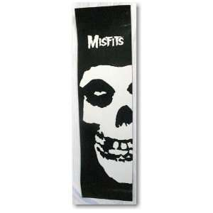 Misfits FIEND Logo Skate Board DECK Grip Tape: Sports