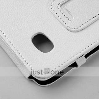 Leather Case Cover Stand f Samsung Galaxy Tab P1000NEW