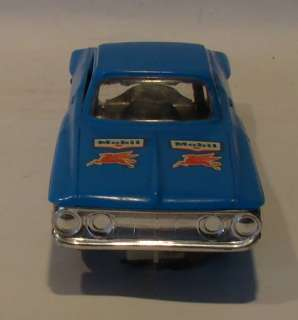 Vintage Slot Cars 1/32 Scale Early 1960s Plymouth Slot Car Neat