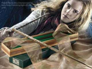 Harry Potter Hermione Granger Wand Ollivanders Box New