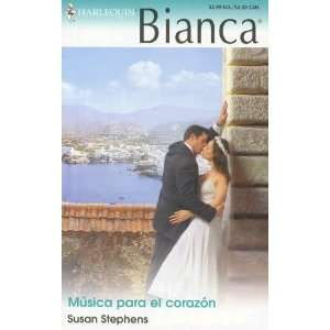 Para El Corazon (Music For The Heart) (Bianca) (Spanish Edition