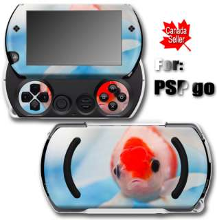 Gold Fish Arts SKIN STICKER DECAL COVER for SONY PSP Go