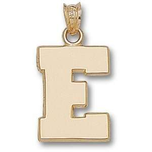 Eastern Kentucky University E 5/8 Pendant (14kt
