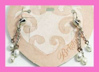 Brighton CHELSEA French Wire Earrings   NWT