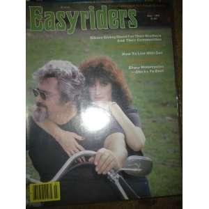 EASYRIDERS MAGAZINE   MAY 1979 ISSUE: EASYRIDERS:  Books