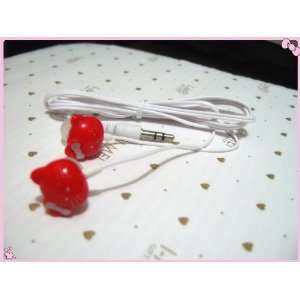 Super Cute Hello Kitty Earphone   , Ipod, Ipad, Mp4 All