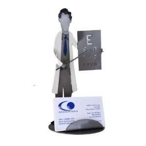 Eye Doctor Business Card Holder