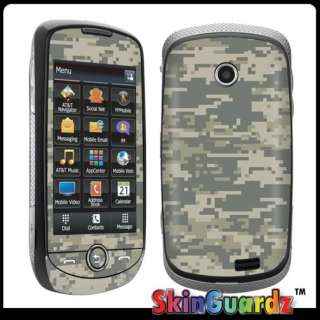 Camo Vinyl Case Decal Skin To Cover Your Samsung Solstice II 2