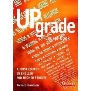 Upgrade Course Book (9781859647059) Richard Harrison Books