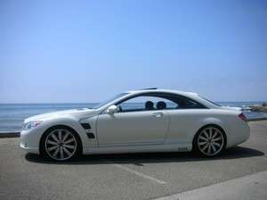Lorinser Body Kit Mercedes Benz CL Class 2007 10