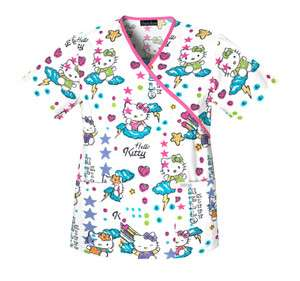 Cherokee Print Top Hello Kitty Scribble Kitty 6960 HKSC Buy 3 Shp $6